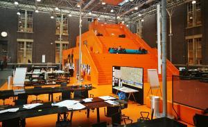 高校空间 | 荷兰代尔夫特理工大学:思考建筑本源的教学地