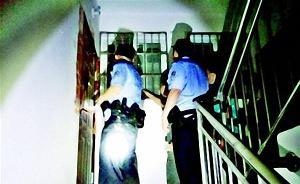 暖闻|接外地电话称网友要自杀,民警深夜连敲24家房门救回