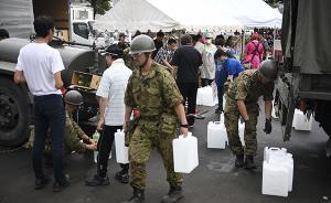 北海道地震死亡人数升至37人,仍有5800人在避难