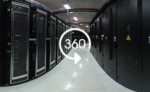 全景视频|壮阔东方潮:上海超算中心,每秒计算400万亿次