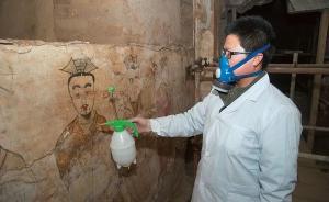 """看巨幅北齐壁画如何发掘修复,山西博物院今展""""古韵新生"""""""