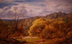 泰特不列颠美术馆珍品在京展出:呈现三百年英国风景画发展