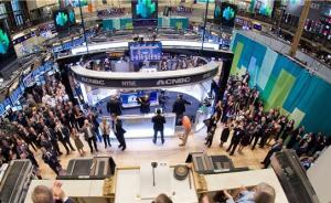 纽约股市三大股指18日上涨