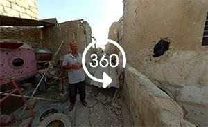 全景視頻|伊拉克摩蘇爾解放一年有余,居民在廢墟中艱難重生