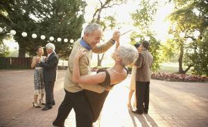 重阳节快乐!我们想跟你谈谈老龄化社会