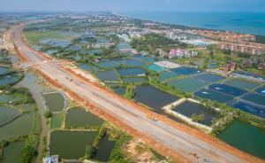 海南:加快規劃建設海口江東新區、三亞總部經濟及中央商務區