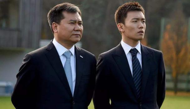 """張康陽當國米主席只因有個""""好爸爸""""?我們誤解了這個年輕人"""