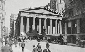 林达读《永不消逝的墨迹》︱当纽约市只有一万人