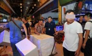 廣州打掉多個銷售國家保護動物石珊瑚犯罪團伙,銷售遍及全國