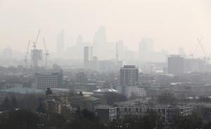 为治理空气污染,伦敦出台禁车新举措