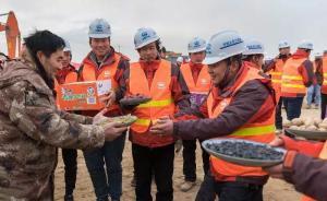 新疆和田若羌铁路今天开建,出疆路程将缩短1000多公里