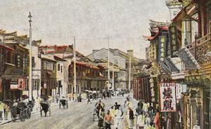 上海1913——百年前的上海旅游攻略