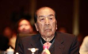 国务院研究室原主任、党组书记袁木同志逝世,享年91岁