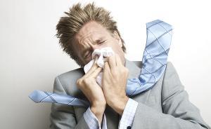 问答 天一冷就咳嗽打喷嚏,怎么破?