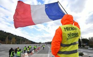 """马克龙怂了""""黄背心""""不罢休,光靠示威就能解决法国的问题?"""