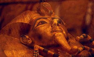 早安·世界 历经10年修复,埃及图坦卡蒙法老墓穴对外开放