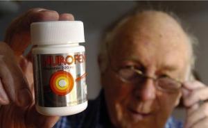 布洛芬发现者斯图尔特·亚当斯去世,享年95岁