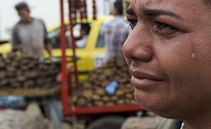 """早安·世界 拒""""虚假""""援助,委内瑞拉人到邻国购买日用品"""