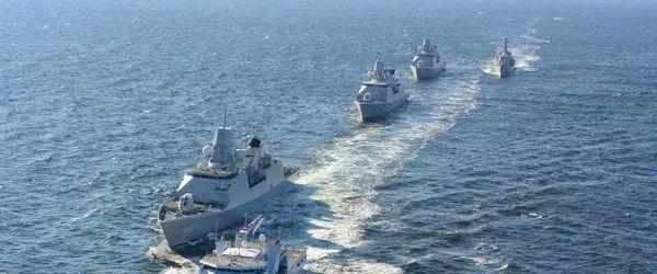 中国海军全球第一?金一南:美海军哭穷达新高度