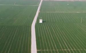 农业农村部:今年至少创建8000万亩高标准农田
