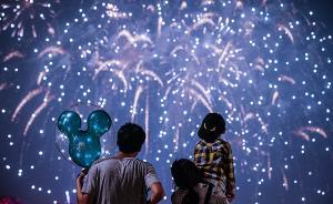上海变迁|迪士尼的历史时刻,开启童梦奇缘