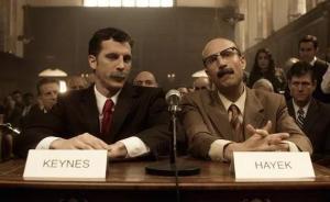 20世纪30年代凯恩斯与哈耶克之争?#21644;?#34957;抑或敌手