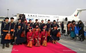 中国商飞今向内蒙古天骄航空交付首架ARJ21飞机