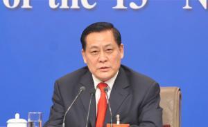 尹中卿:今年起由国家统计局统一核算各地生产总值