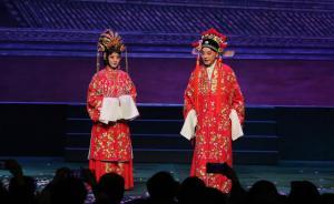 于魁智、李胜素率国家京剧院一行抵台,将奉献六场经典戏