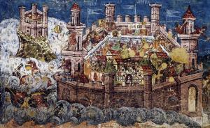 拜占庭希臘人與意大利的文藝復興