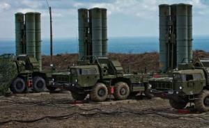 土耳其回应购买俄制S-400防空导弹系统:或提前交付