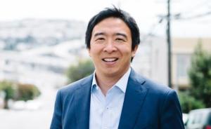 美国华裔总统竞选人:当选后每月每人发1000美元