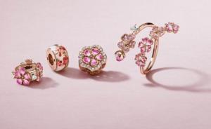 戴上这些粉色珠宝,共赴一场少女心的?#25991;?#21326;