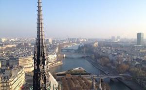 巴黎圣母院大火:烧了什么,留下什么?