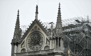 巴黎圣母院大火后,法各公司和富商承諾捐贈數額已超6億歐元