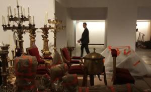 巴黎圣母院救出文物運送畫面曝光