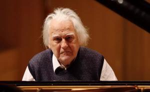 91岁钢琴家德慕斯去世,曾夸中国年轻人对古典乐敏感