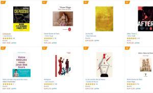"""大火过后,雨果《巴黎圣母院》""""霸榜""""亚马逊法国畅销书榜"""