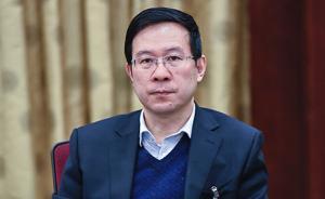 董一兵正式就任临汾市长,曾任山西省环保厅厅长等职