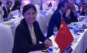 中国田径协会副主席王楠当选亚洲田径联合会副主席