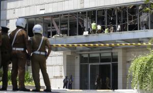 中国驻斯里兰卡使馆提醒:近期暂勿前往斯里兰卡