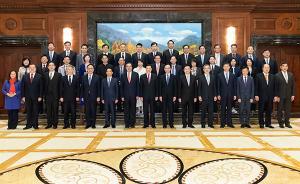 应勇会见香港立法会议员代表团,沪港加强全方位合作交流