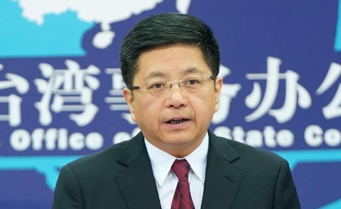 """韩国瑜称台湾""""国防""""靠美国,国台办:两岸的事是家里事"""