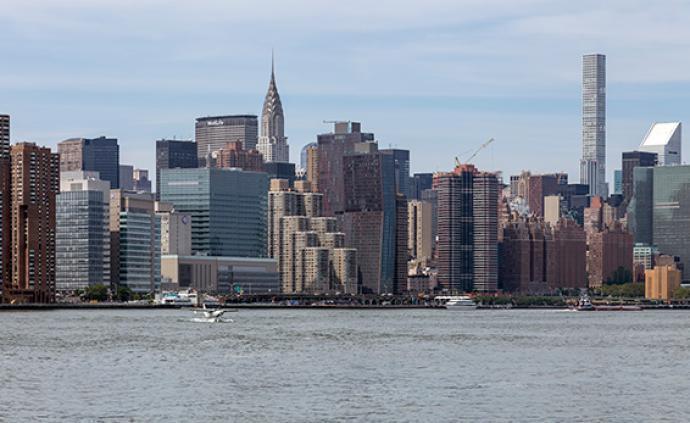 """全球城市观察︱为?#24605;?#23569;碳?#29275;?#32445;约市长再提摩天楼""""禁令"""""""