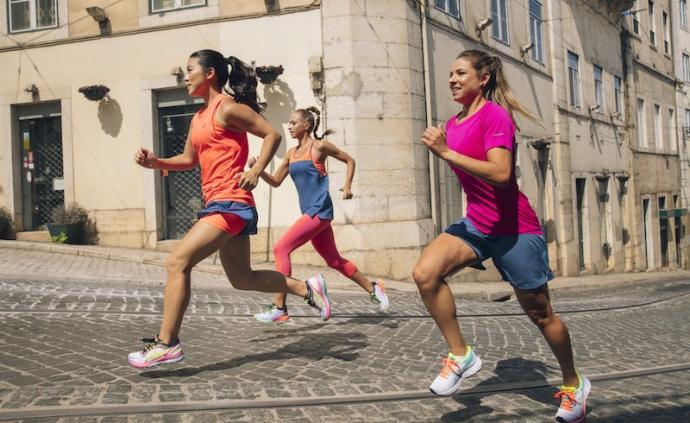 平稳入夏,选双合适的跑鞋运动起来