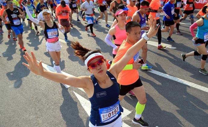 中國馬拉松發展如何優化?田管中心:或籌備俱樂部聯賽
