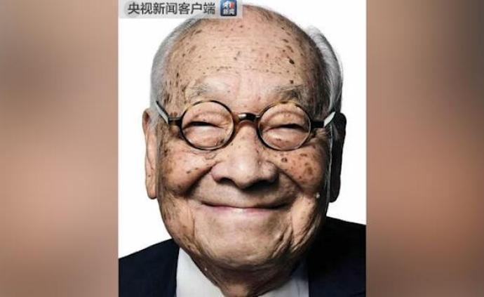 华裔建筑大师贝聿铭去世享年102岁,作品包括卢浮宫金字塔