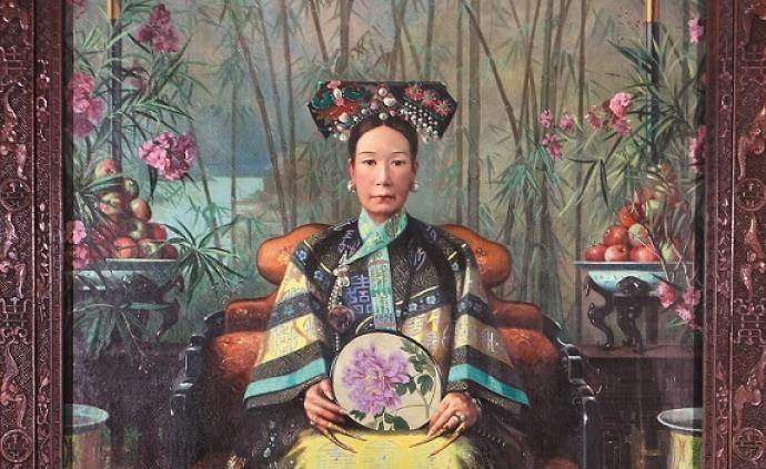 """看1905年荷蘭畫家筆下的慈禧,首博""""園說""""展名園文物"""