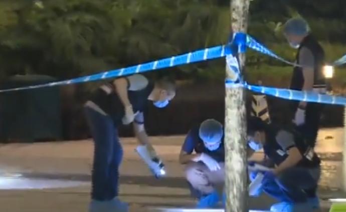澳門路凼城發生持刀傷人案,4名內地男子遭襲致1死3傷