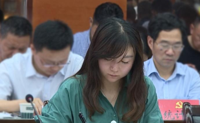 19歲女生進銀行29歲成行長掛職副縣長,官方:符合規定